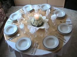decoration de table de mariage a faire soi meme