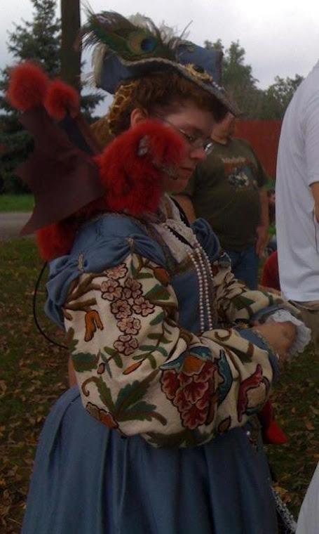 Renaissance Faire Drabbit