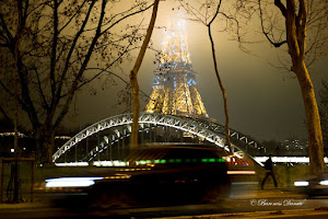 Paris... the City of Dreams, Light and Love...