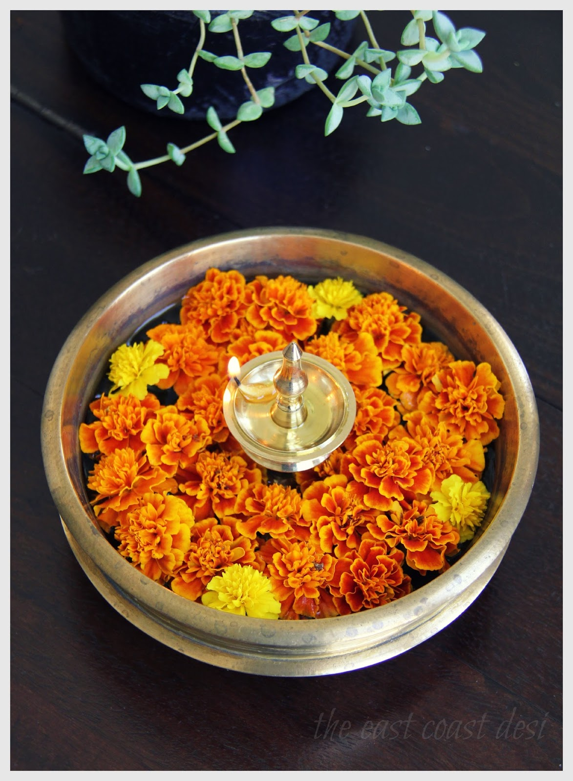 simple decoration for ganesh chaturthi at home 51 best living the east coast desi just in time for some ganesha chaturthi