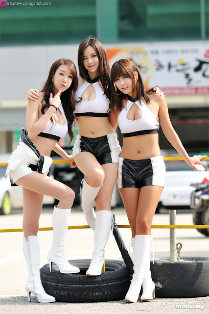 1 Im Ji Hye - Korea GT Grand Prix 2012 Round 1-very cute asian girl-girlcute4u.blogspot.com