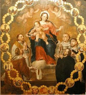 Nossa Senhora da Vitória do Santo Rosário