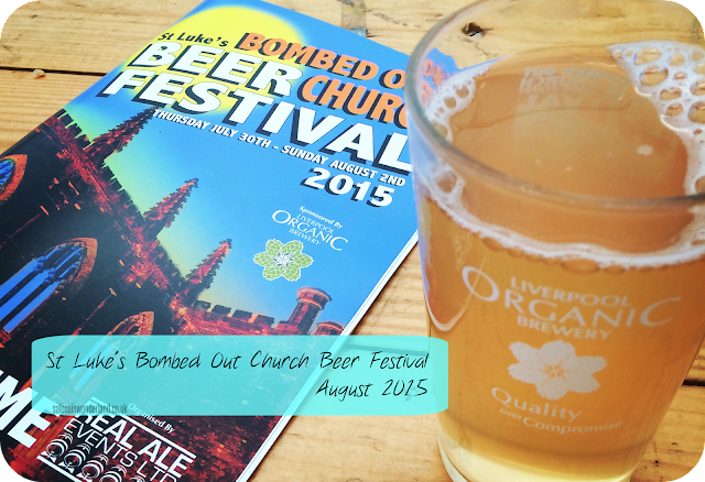 st lukes bombed out church beer festival liverpool