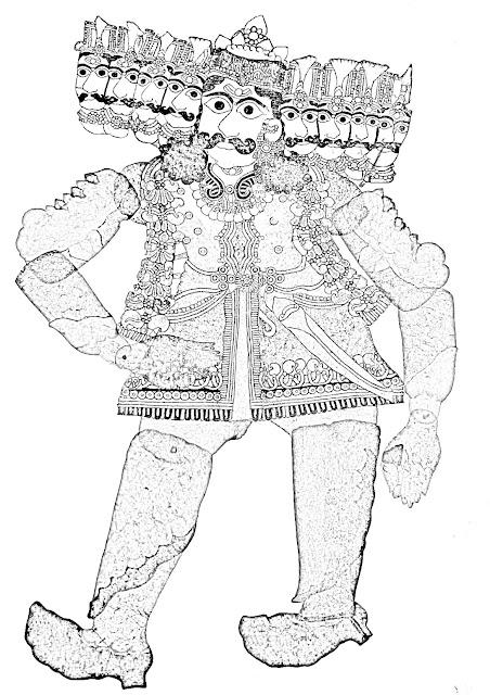 ravana sketch