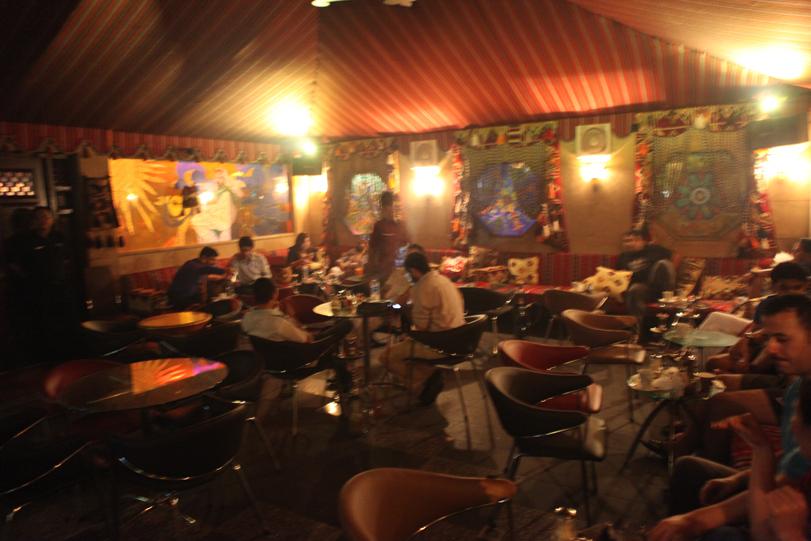 Arabian Tent Caf 233 Shisha Lounge Jakarta100bars