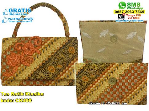 Tas Batik Klasika