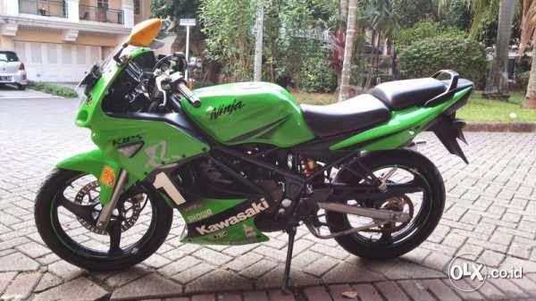 Info Motor Bekas Dijual Kawasaki Ninja Krr150cc 2012 Garut Jabar