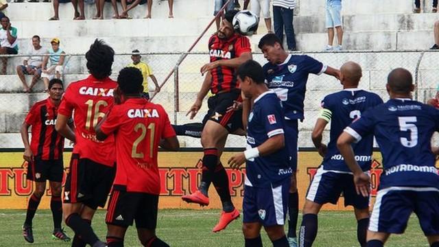 Na estreia do Pernambucano, Sport perde para o Salgueiro no Cornélio de Barros