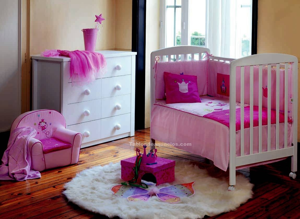 Homedecor decoraci n de dormitorios infantiles for Decoracion cuartos infantiles para nina