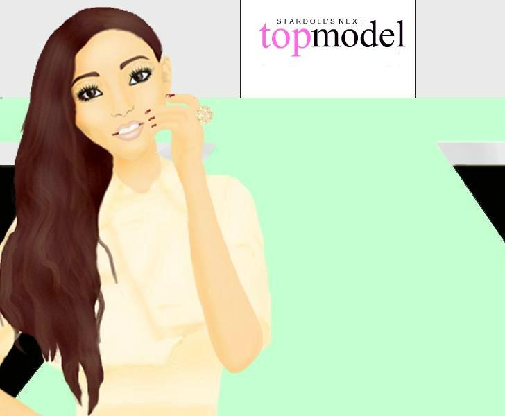 Stardoll's Next Top Model