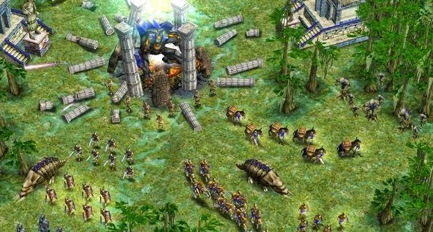 Download Game PC Full Version Age of Mythology
