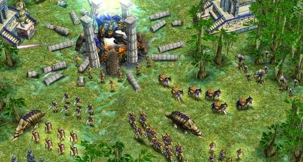 Download Game PC Full Version Age of Mythology