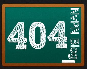 Khắc phục lỗi trang 404 không hiển thị nội dung cho Blogger