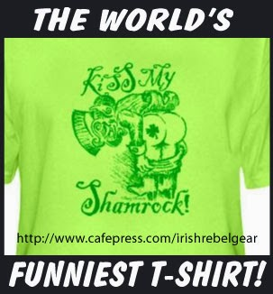 Funny Irish T Shirt