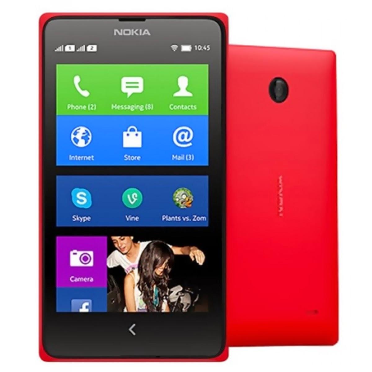 Harga Nokia X Rp 16 Jutaaan Android Pertama