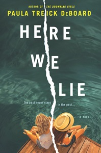Here We Lie / Giveaway