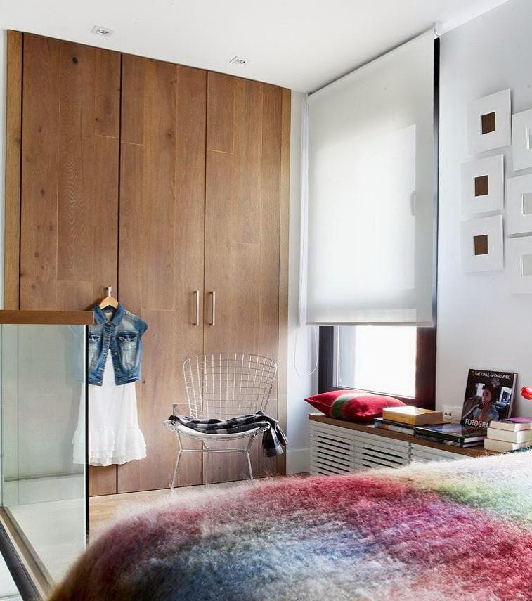Un loft en madrid dos en la pasarela for Zara home mantas