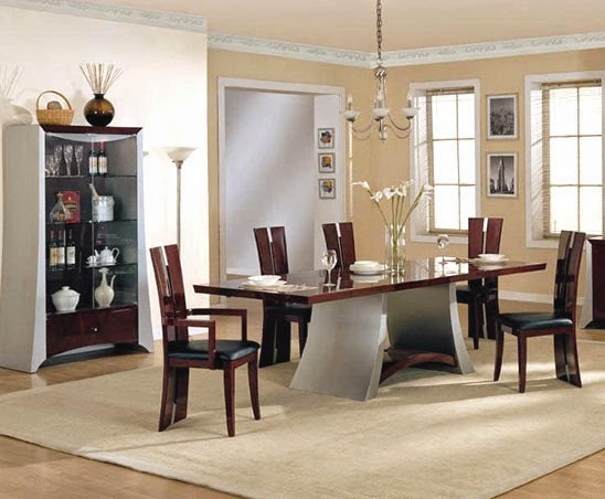Modern Dining Room Tables