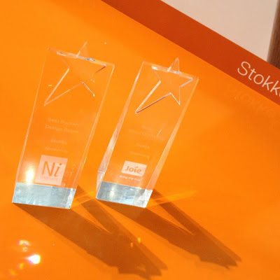 Stokke win Nursery industry Awards