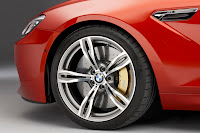 new 2012 BMW M6 Coupé F12 wheel rim tire tyre