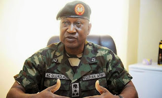 Major General Chris Olukolade