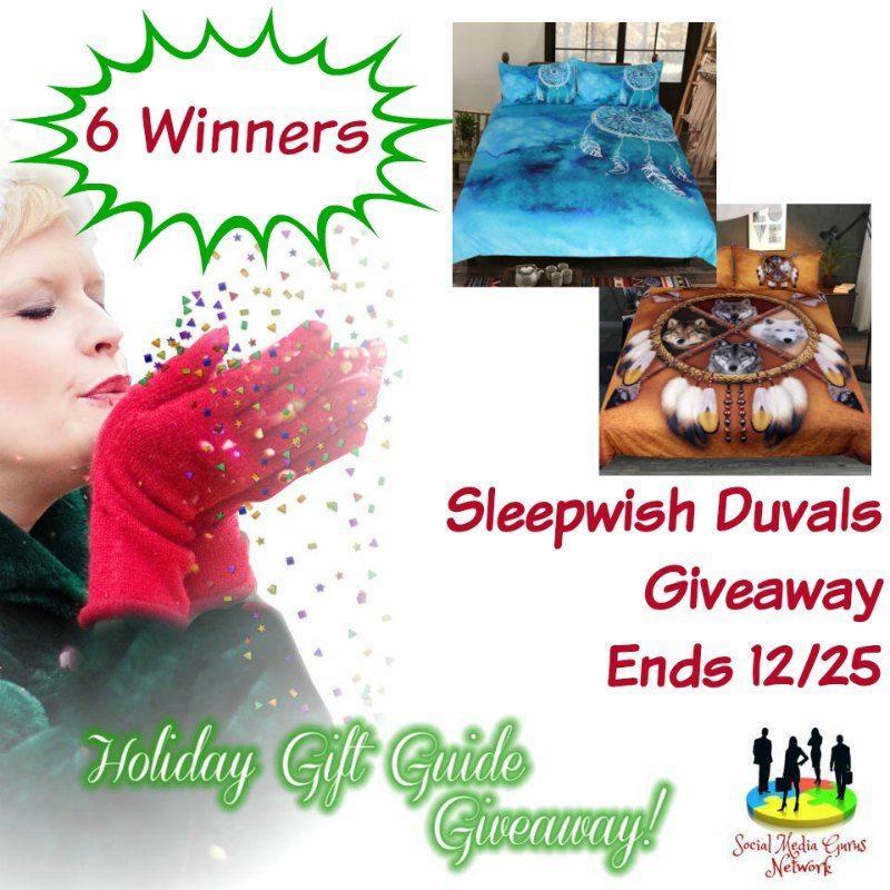 Sleepwish Duvals Giveaway
