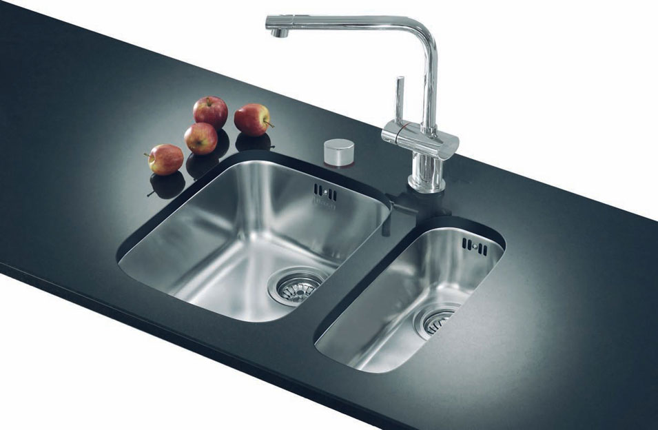 Produits bertrand vier inox for Evier inox design