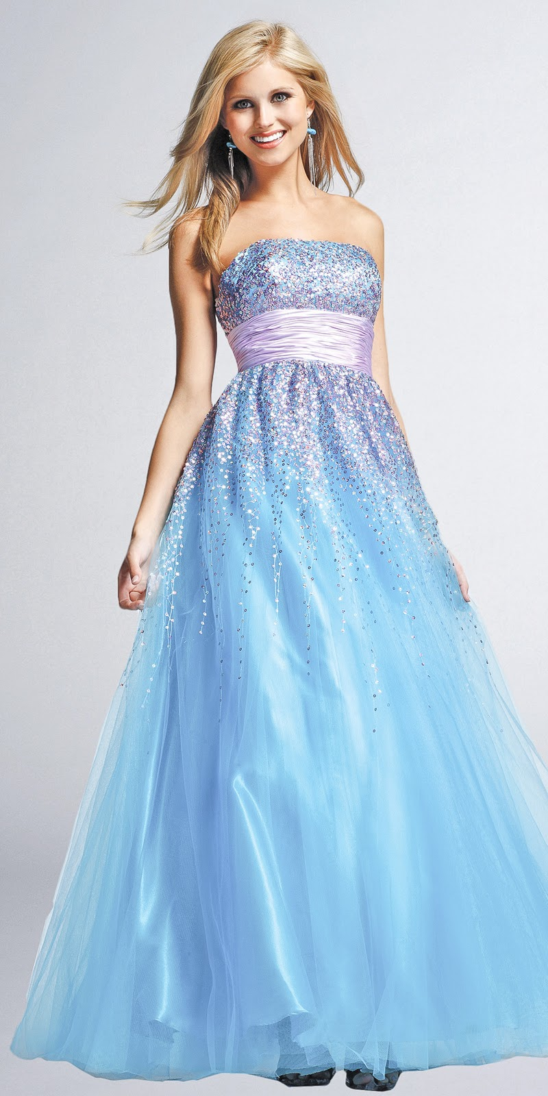 Used Princess Prom Dresses 13