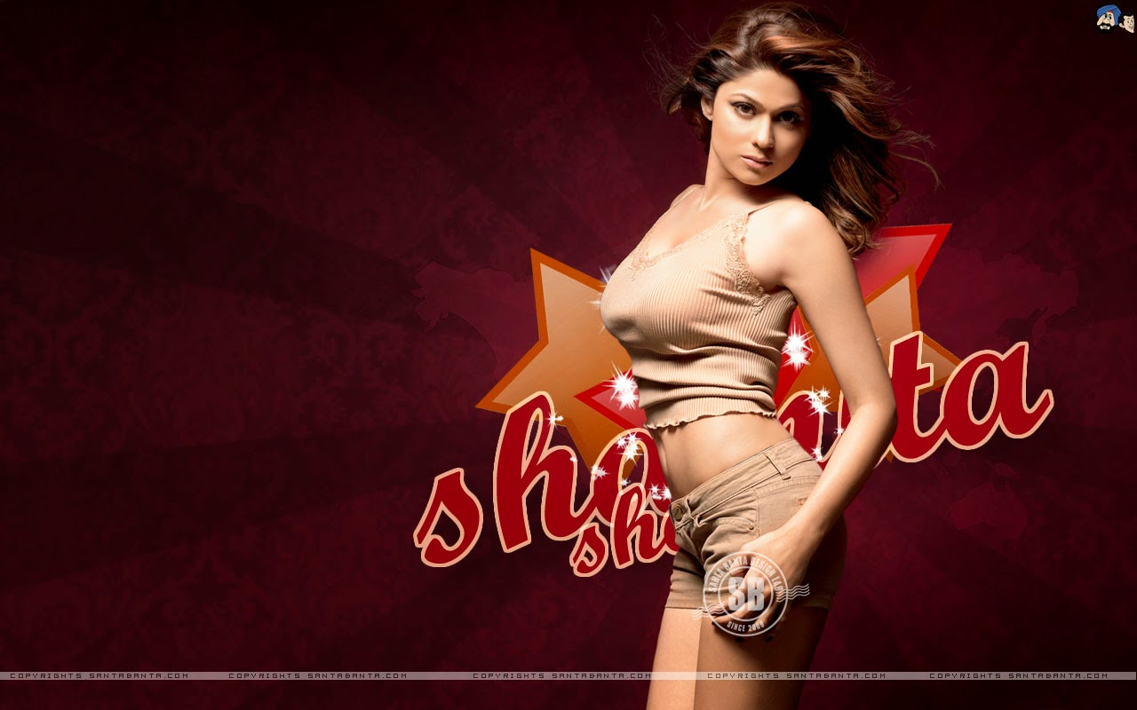 Koleksi Foto Shamita Shetty Terseksi 18
