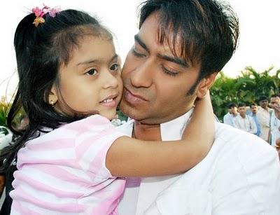 Ajay Devgan Family Hollywood Amp Bollywood Celebrity
