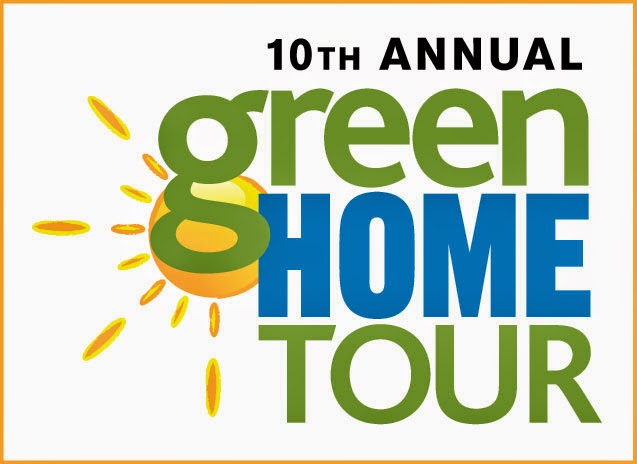 10th Annual Triangle Green Home Tour May 2-3 & 9-10