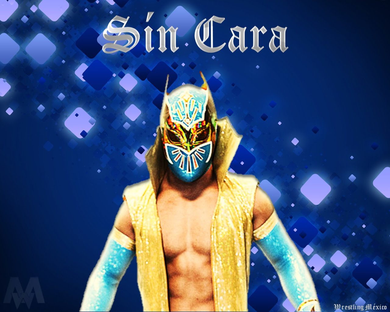 World Wrestling Entertainment Sin Cara Wallpapers