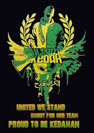 PROUD TO BE KEDAHAN!!!