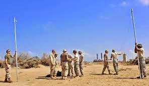 Military Antenna Mast