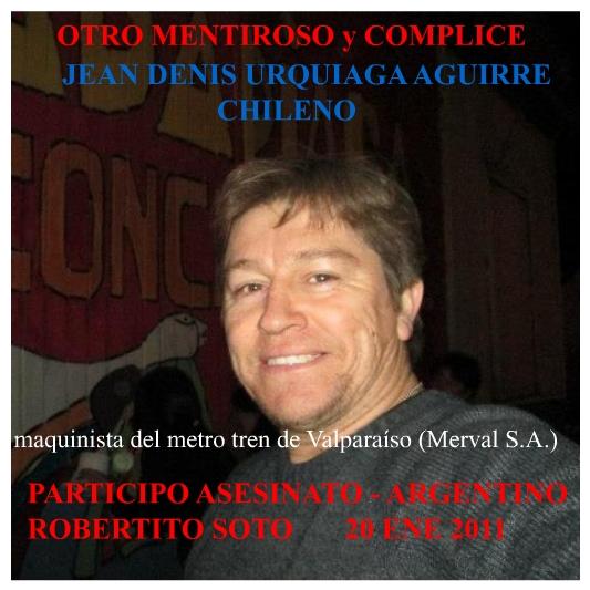 Robertito soto - La maquinista metro ...