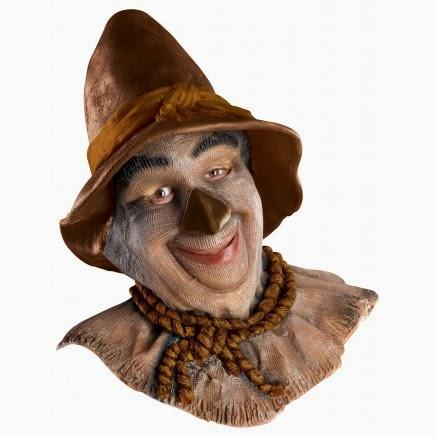 Máscara Espantapájaros de El Mago de Oz