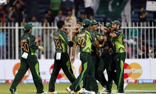 Pakistan beat Sri Lanka in 3rd ODI