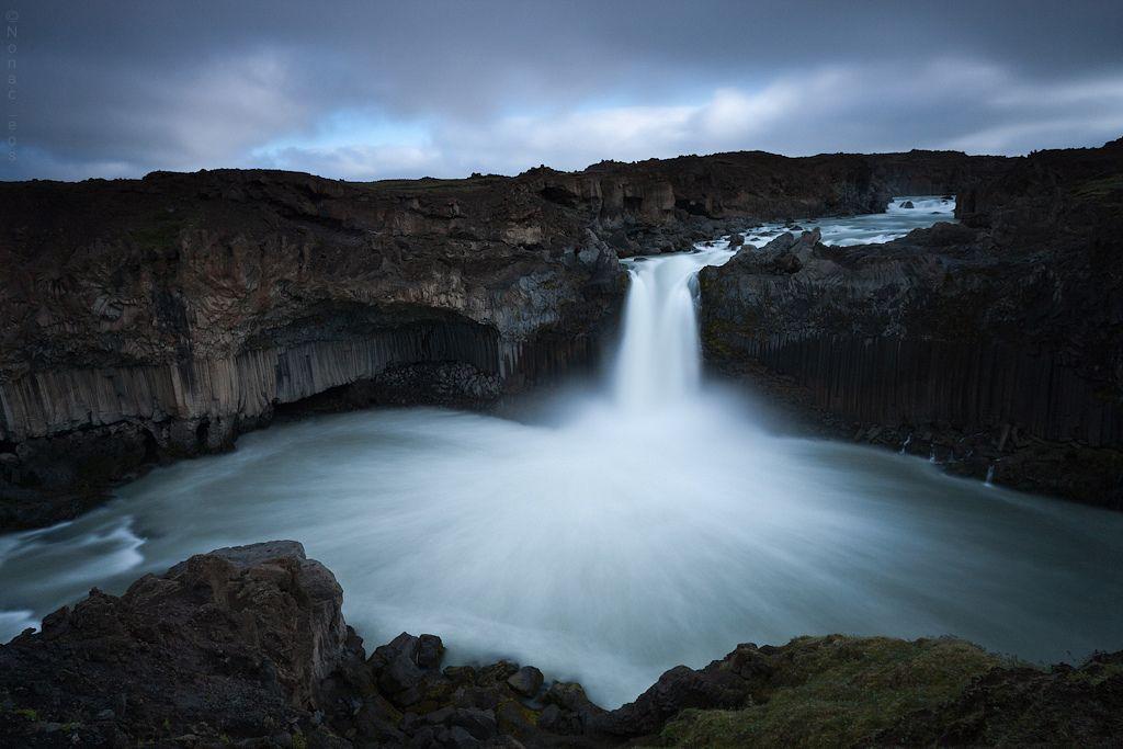 21. Aldeyjarfoss - Sprengisandur (Rte F26) - Iceland