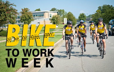 Ditch the Keys: Bike to Work Week Activities 2013