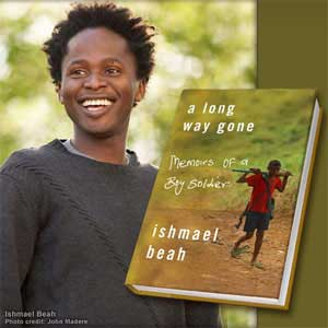 an analysis of the autobiography a long way gone by ishmael beah The paperback of the a long way gone: memoirs of a boy soldier by ishmael beah at barnes & noble free shipping on $25 or more.