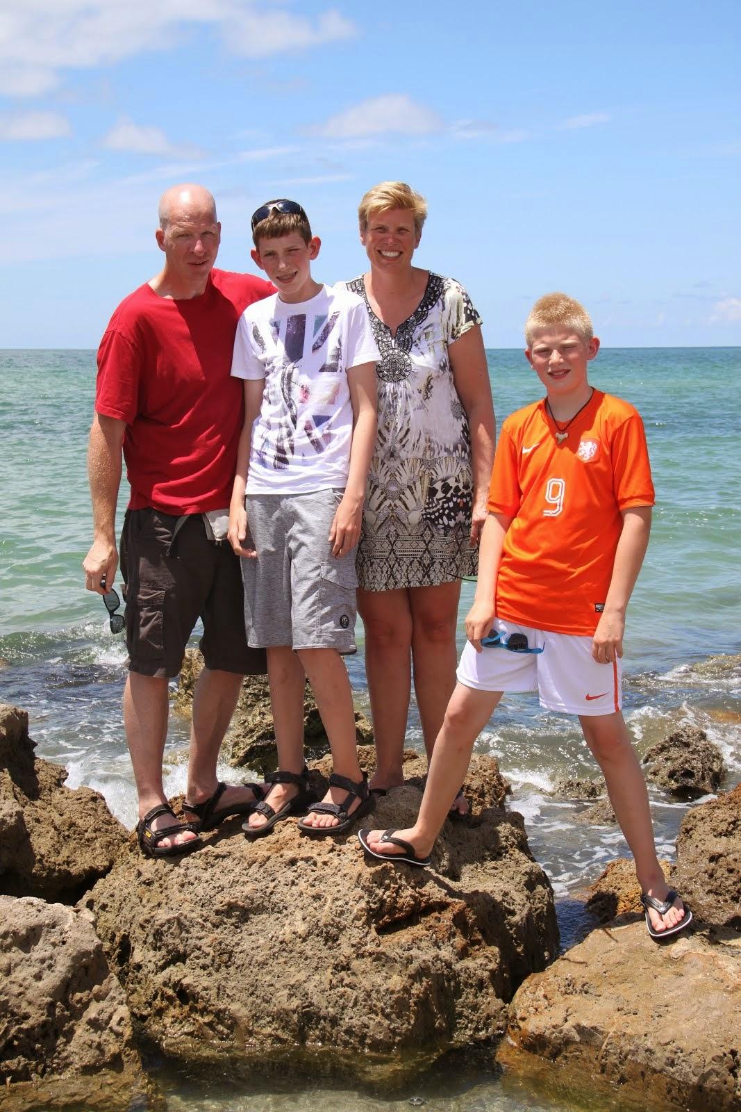 Familie Blokland