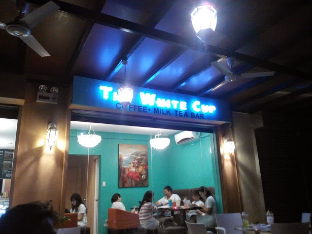 The White Cup Coffee and Tea - BF Resort Las Pinas