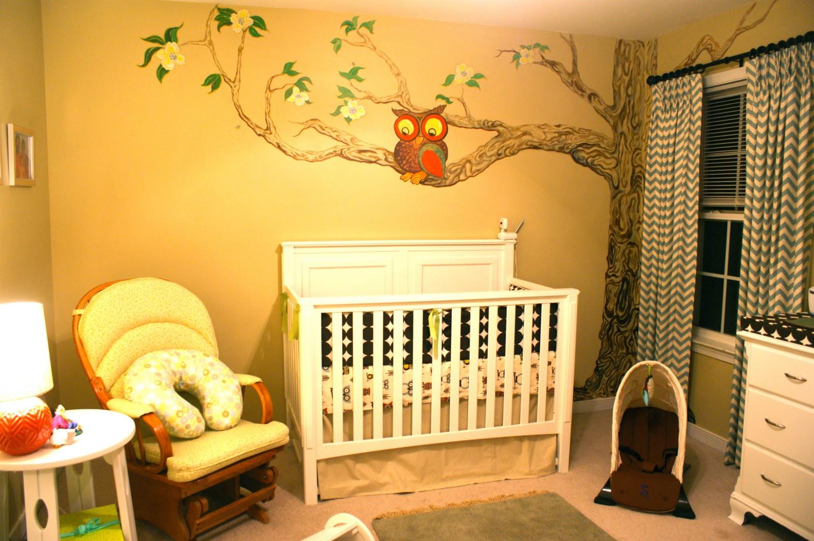 Olivia Grayson Interiors: NURSERY REVEAL: Surprise Baby