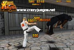 Juega Karate King