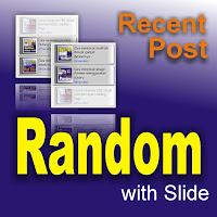 Cara Membuat Popular Posts Dengan Efek Slide