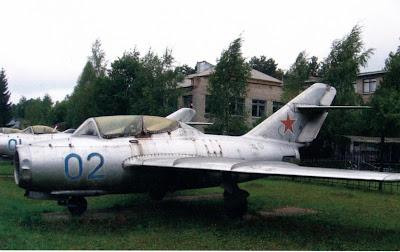 УТИ МиГ-15 фото