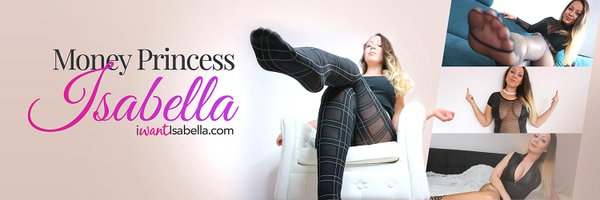 MoneyPrincess Isabella - Est. Since 2007 - Queen of Ruin - Financial Domination - Geldherrin