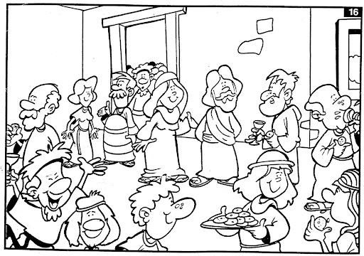 Trabalhinhos Infantis Tema Jesus