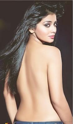 Shriya Saran topless