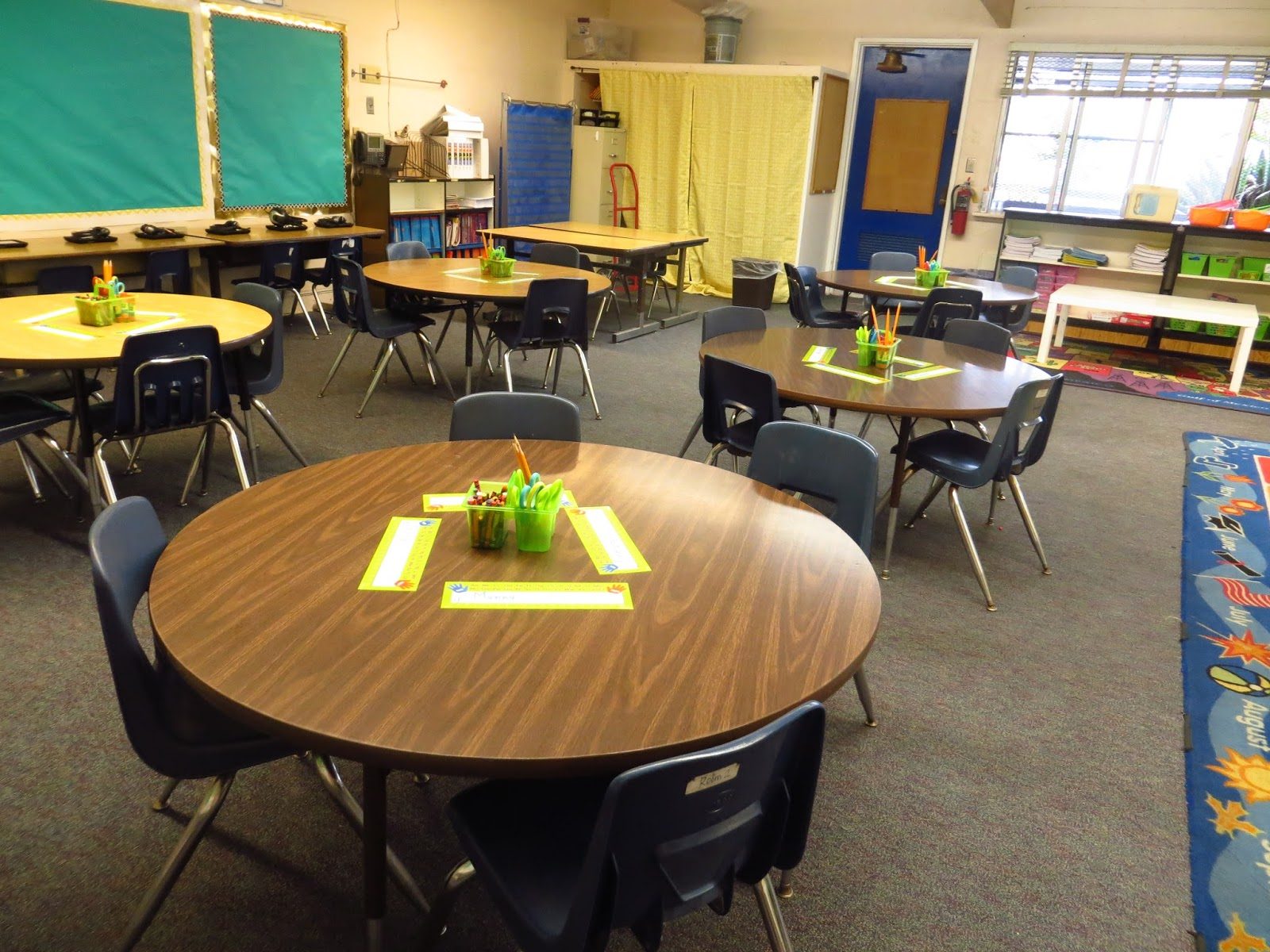 Love Learning with Liana Unfinished Classroom Reveal 2015